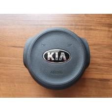 Крышка подушки безопасности Airbag руля Kia Rio 4
