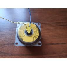 Пиропатрон пассажирский DTN60V 60 × 47 межболтовое расстояние 60 мм