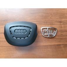 Крышка подушки безопасности Audi A3, A4, A5, A6, A7, A8, Q3, Q5, Q7 защелки