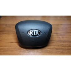 Крышка Airbag  в руль на Kia Rio
