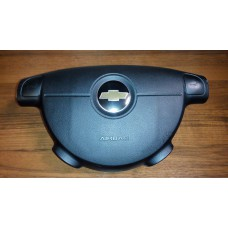 Крышка Airbag  в руль на Chevrolet Lacetti, Aveo