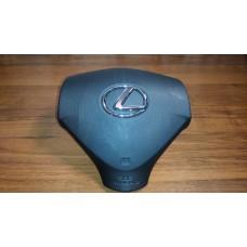 Крышка Airbag  в руль на Lexus RX (350, 330, 300)