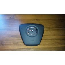 Крышка Airbag в руль на Mazda 6 GH 08-10