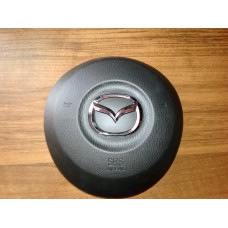 Airbag водительский заглушка Mazda 6 GJ 2012-